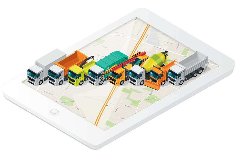 Go GPS - Vehicles on Ipad